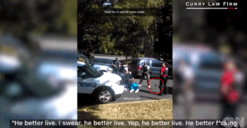 Video from Keith Scott shooting clearly shows the gun